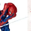 アメイジングヤマグチシリーズのコミック版「スパイダーマン」フィギュアが再販!ウェ